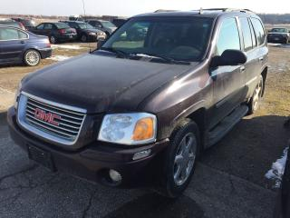 Used 2008 GMC Envoy SLT for sale in Alliston, ON