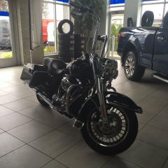 Used 2012 Harley Davidson Flhx Road King for sale in Drummondville, QC