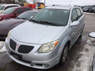 Used 2006 Pontiac Vibe for sale in Alliston, ON