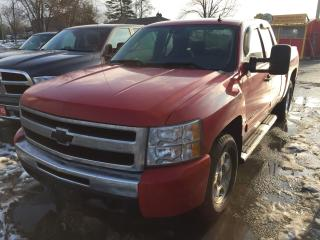 Used 2009 Chevrolet Silverado 1500 LT for sale in Alliston, ON