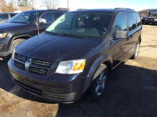 Used 2010 Dodge Grand Caravan SE for sale in Alliston, ON