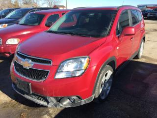 Used 2012 Chevrolet Orlando LTZ for sale in Alliston, ON