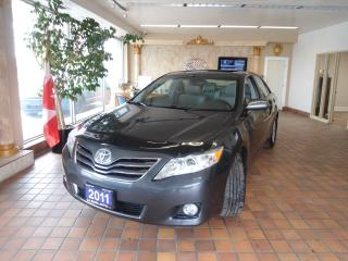 Used 2011 Toyota Camry AUTO SUNROOF HEATED SEAT NAV AUX CD BACK UP CAMRA for sale in Oakville, ON