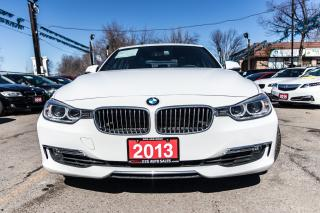 Used 2013 BMW 3 Series 335i xDrive LEATHER SUNROOF NAVI NO ACCIDENTS for sale in Brampton, ON