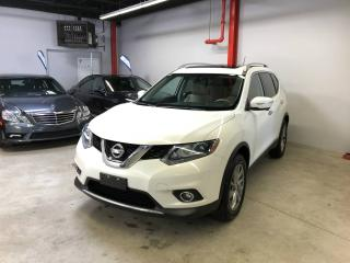 Used 2014 Nissan Rogue SL AWD NAVIGATION,CUIR,CAMÉRA,TOIT PANO for sale in Montreal, QC