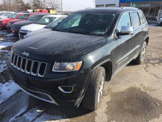 Used 2016 Jeep Grand Cherokee Limited for sale in Alliston, ON