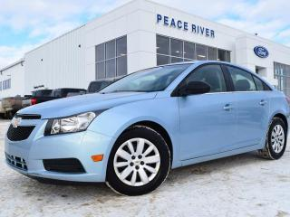 Used 2011 Chevrolet Cruze LS for sale in Peace River, AB