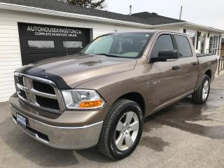 Used 2009 Dodge Ram 1500 SLT for sale in Kingston, ON