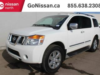 Used 2012 Nissan Armada Platinum Edition 4dr 4x4 for sale in Edmonton, AB