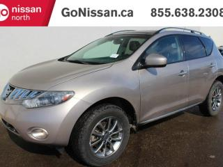 Used 2010 Nissan Murano LE 4dr All-wheel Drive for sale in Edmonton, AB
