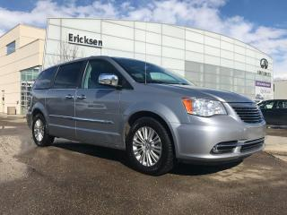 Used 2014 Chrysler Town & Country LIMI for sale in Edmonton, AB