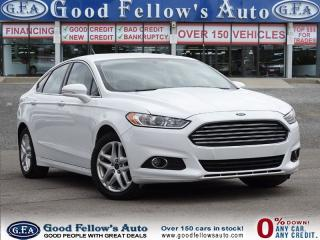 Used 2014 Ford Fusion SE MODEL, LEATHER SEATS, HEATED SEATS for sale in North York, ON
