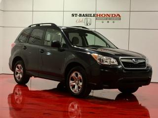 Used 2014 Subaru Forester 2.5i for sale in St-Basile-le-Grand, QC