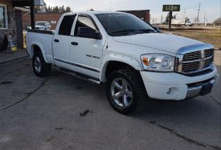 Used 2007 Dodge Ram 1500 Laramie for sale in Dundalk, ON