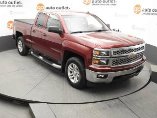 Used 2014 Chevrolet Silverado 1500 1LT 4x4 Double Cab 6.6 ft. box for sale in Red Deer, AB