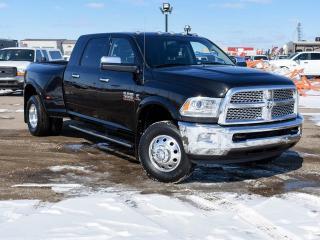 Used 2016 RAM 3500 Laramie 4x4 Mega Cab for sale in Red Deer, AB