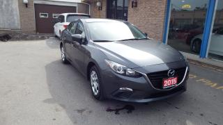 Used 2015 Mazda MAZDA3 GS/BLUETOOTH/PUSH BUTTON START/IMMACULATE$12900 for sale in Brampton, ON