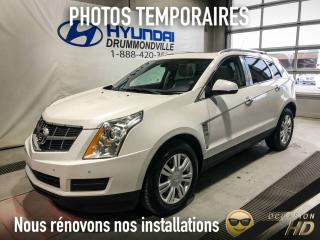 Used 2012 Cadillac SRX LUXURY + TOIT PANO + CUIR + BOSE + BAS K for sale in Drummondville, QC