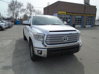 Used 2014 Toyota Tundra Limited  for sale in North York, ON