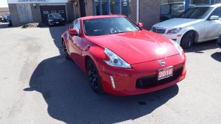 Used 2016 Nissan 370Z 2 DOOR/REMAINING FACTORY WARRANTY/$$23999 for sale in Brampton, ON