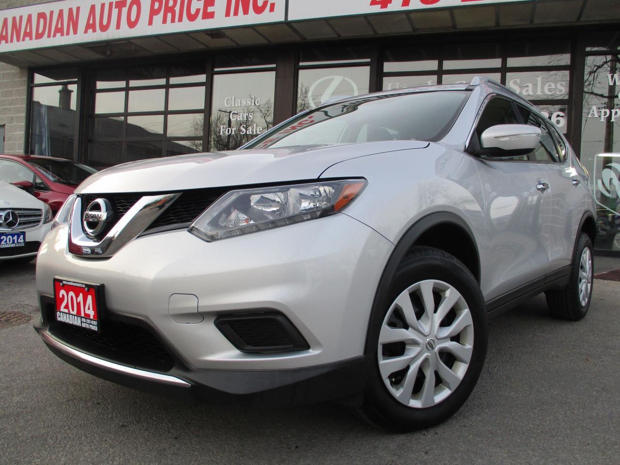 2014 Nissan Rogue AWD-BACK UP CAMERA-BLUETOOTH