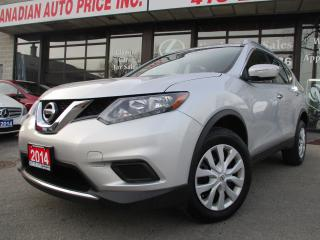 Used 2014 Nissan Rogue AWD-BACK UP CAMERA-BLUETOOTH for sale in Scarborough, ON
