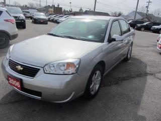 Used 2006 Chevrolet Malibu LT for sale in Hamilton, ON
