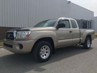 Used 2008 Toyota Tacoma SR5 - Super Cap for sale in Mississauga, ON