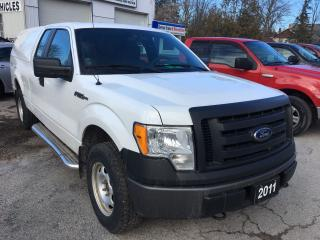 Used 2011 Ford F-150 BASE for sale in Beeton, ON