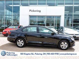 Used 2017 Volkswagen Jetta TRENDLINE+ for sale in Pickering, ON