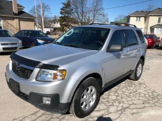 Used 2011 Mazda Tribute GX/2.5L/ONE OWNER/NO ACCIDENT/CERTIFIED/WARRANTY for sale in Cambridge, ON