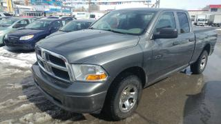 Used 2009 Dodge Ram 1500 Cabine quad 4X4 for sale in Laval, QC