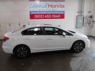 Used 2013 Honda Civic EX POWER SUNROOF AND HEATED SEATS for sale in Halifax, NS