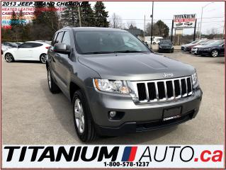 Used 2013 Jeep Grand Cherokee 4X4+Camera+Remote Start+Leather Heated Power Seats for sale in London, ON