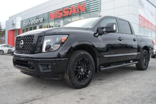 Used 2018 Nissan Titan Sv Awd for sale in St-Jérôme, QC