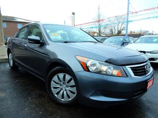Used 2008 Honda Accord LX | AUTO | POWER GROUP | ACCIDENT FREE for sale in Kitchener, ON