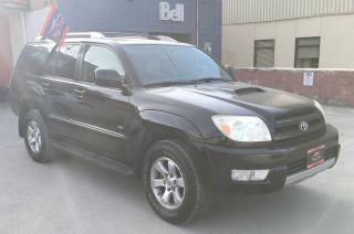 Used 2004 Toyota 4Runner SR5 for sale in Midland, ON