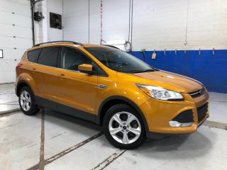 Used 2016 Ford Escape SE - 4WD - BACK UP CAM - HEATED SEATS - BLUETOOTH for sale in Aurora, ON