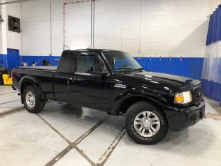 Used 2008 Ford Ranger SPORT - 4X4 - 4.0L - SUPERCAB - AUTOMATIC for sale in Aurora, ON