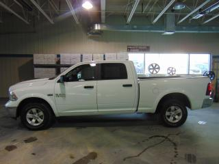 Used 2017 Dodge Ram 1500 Outdoorsman for sale in Amos, QC