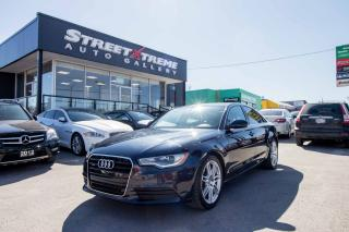 Used 2014 Audi A6 2.0T l REAR SENSORS l BLUETOOTH l PUSH START for sale in Markham, ON