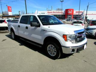 Used 2014 Ford F-150 XLT Supercrew 4x4 for sale in Quebec, QC
