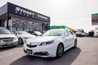 Used 2014 Acura TL A-Spec l ONE OWNER l HEATED SEATS for sale in Markham, ON