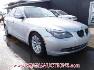 Used 2008 BMW 5 SERIES 528I 4D SEDAN for sale in Calgary, AB