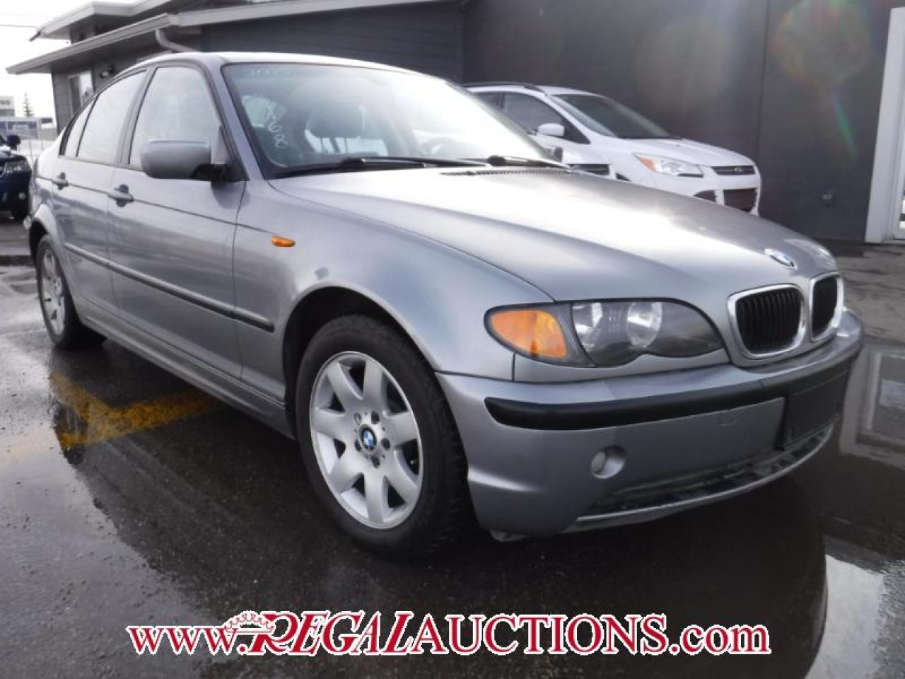 Photo of Gray 2005 BMW 3 SERIES 320I 4D SEDAN