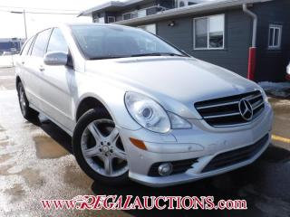 Used 2010 Mercedes-Benz R-CLASS R350 4D UTILITY CDI AWD for sale in Calgary, AB