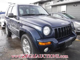 Used 2003 Jeep Liberty Limited 4D Utility 4WD for sale in Calgary, AB