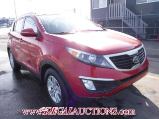 Used 2012 Kia SPORTAGE  4D UTILITY for sale in Calgary, AB