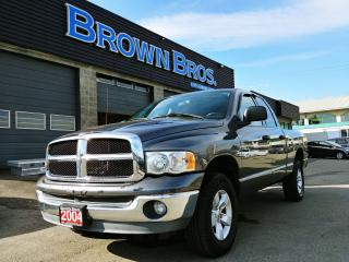 Used 2004 Dodge Ram 1500 SLT for sale in Surrey, BC