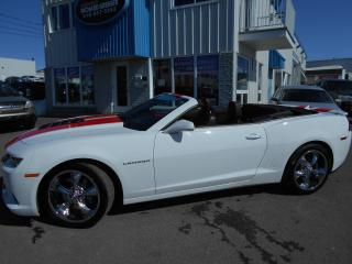 Used 2015 Chevrolet Camaro SS cabriolet for sale in Quebec, QC